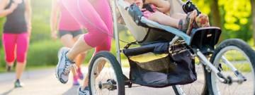 Opony i wózki dziecięce
